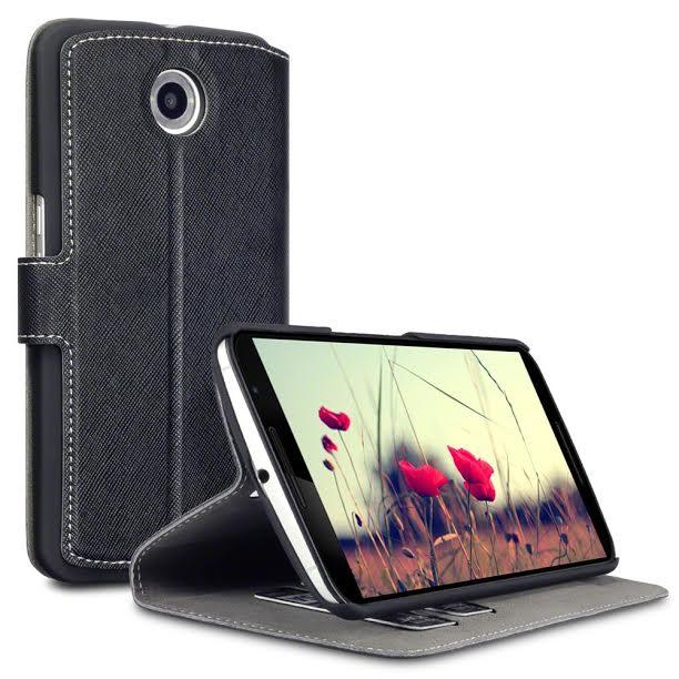 Θήκη Motorola Nexus 6 - Πορτοφόλι by Covert (117-003-023)