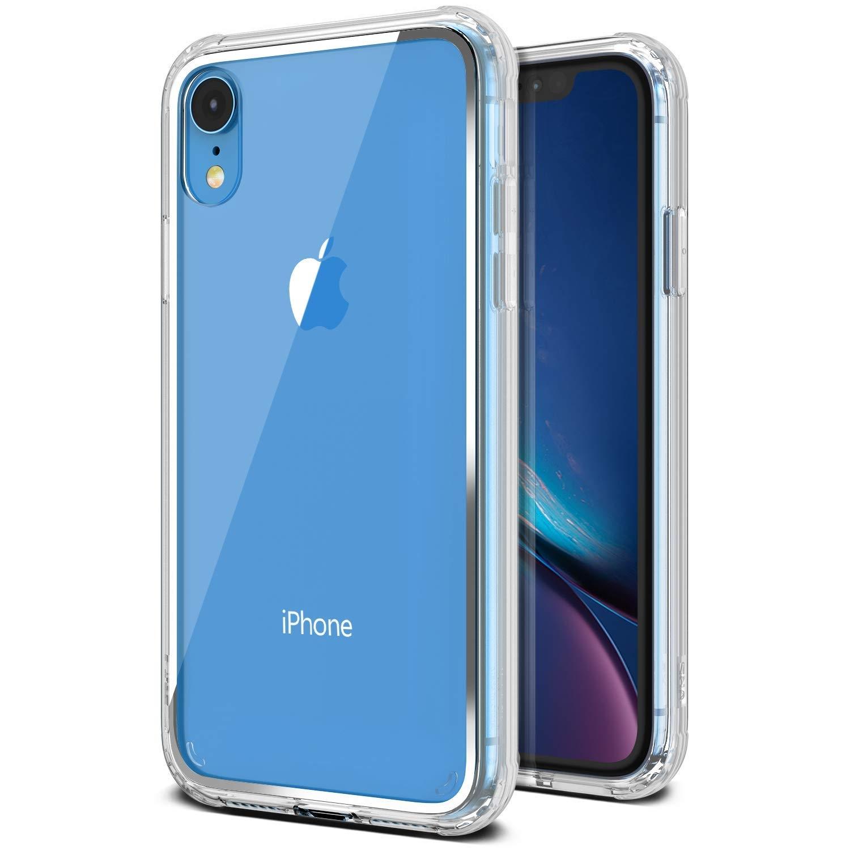 VRS Design Crystal Chrome iPhone XR -  Clear (14662)