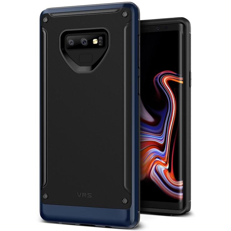 VRS Design Θήκη High Pro Shield Samsung Galaxy Note 9 - Blue (VRS-GN9-HPS-DSB)