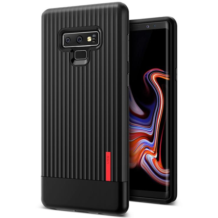VRS Design Θήκη Single Fit Label Samsung Galaxy Note 9 - Black (VRS-GN9-SFL-BLK)