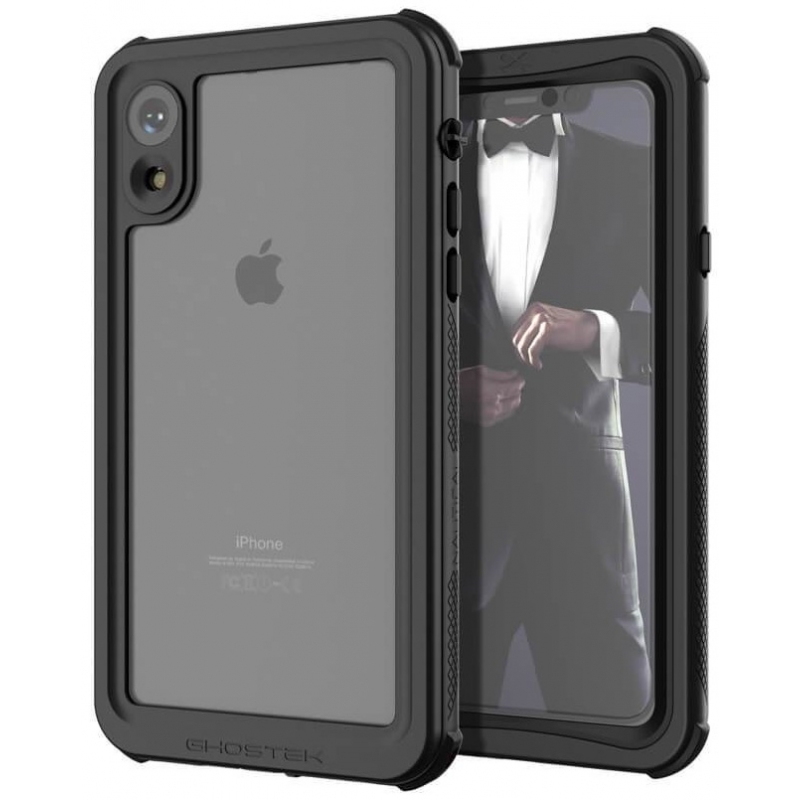 Ghostek Nautical 2 Αδιάβροχη Θήκη iPhone XR - Deep Black (GHOCAS1077)