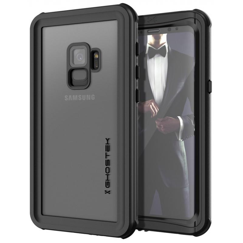 Ghostek Nautical 2 Αδιάβροχη θήκη Samsung Galaxy S9 - Black (CA-GHOCAS955-00)