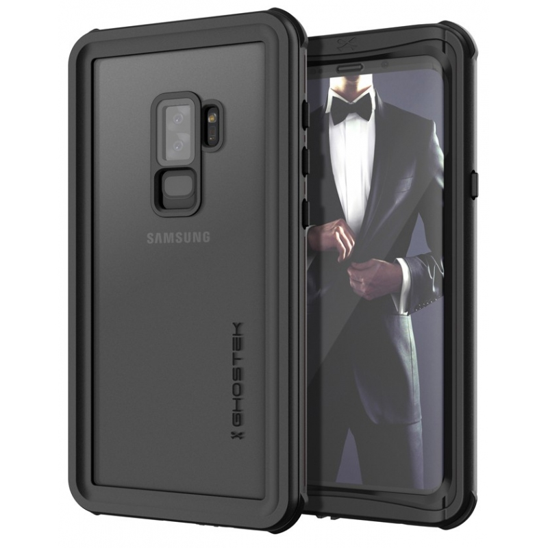Ghostek Nautical 2 Αδιάβροχη Θήκη Samsung Galaxy S9 Plus - Black (CA-GHOCAS959-00)