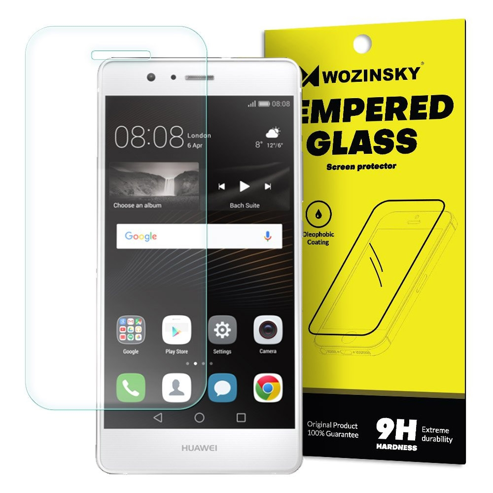 Wozinsky Tempered Glass - Αντιχαρακτικό Γυαλί Οθόνης Huawei P9 Lite (44478)