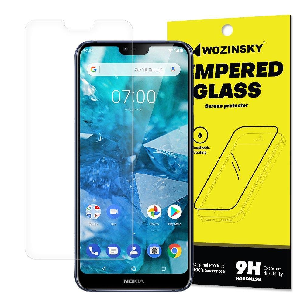 Wozinsky Tempered Glass - Αντιχαρακτικό Γυαλί Οθόνης Nokia 7.1 (44477)