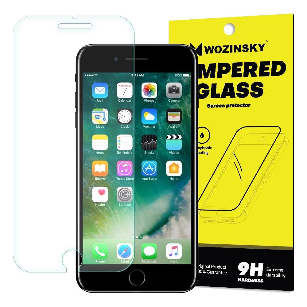 Wozinsky Tempered Glass - Αντιχαρακτικό Γυαλί Οθόνης iPhone 7 Plus / 8 Plus - Transparent (64615)