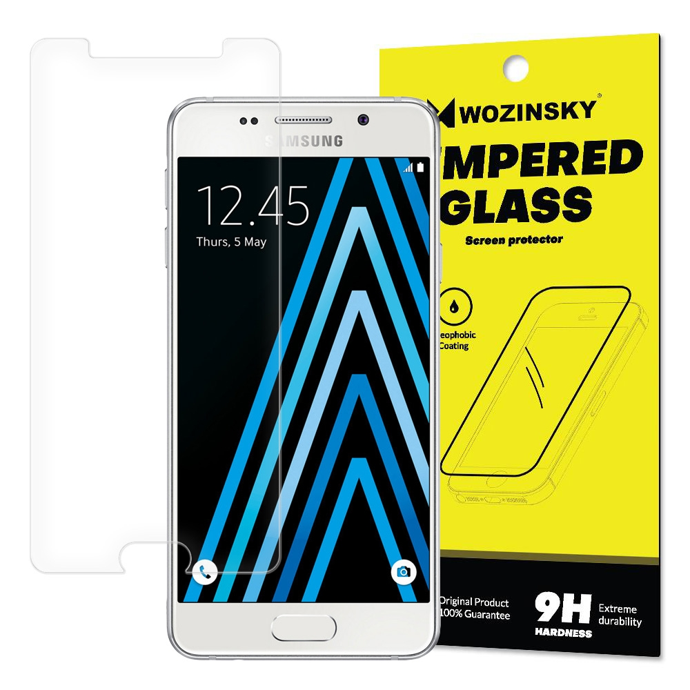 Wozinsky Tempered Glass - Αντιχαρακτικό Γυαλί Οθόνης Samsung Galaxy A3 2016 - Transparent (64614)