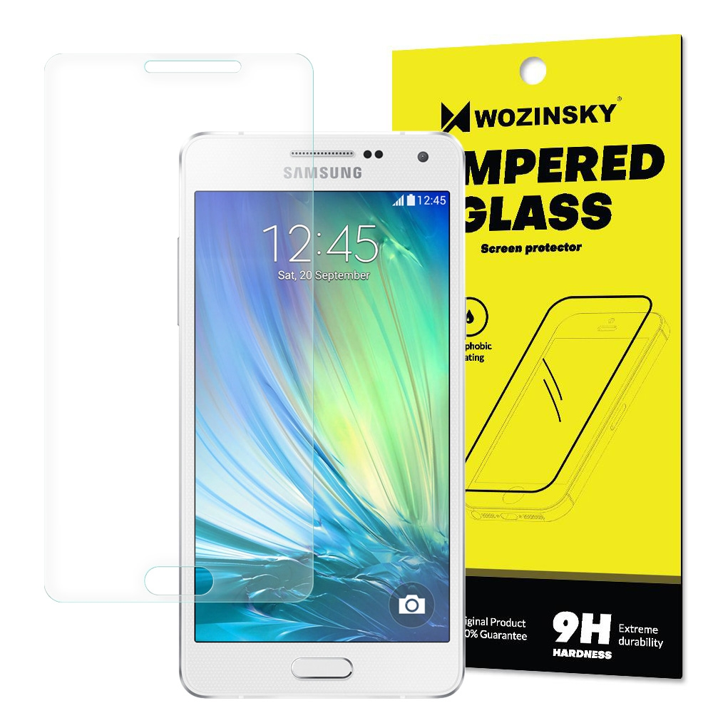 Wozinsky Tempered Glass - Αντιχαρακτικό Γυαλί Οθόνης Samsung Galaxy A5 2015 - Transparent (64613)