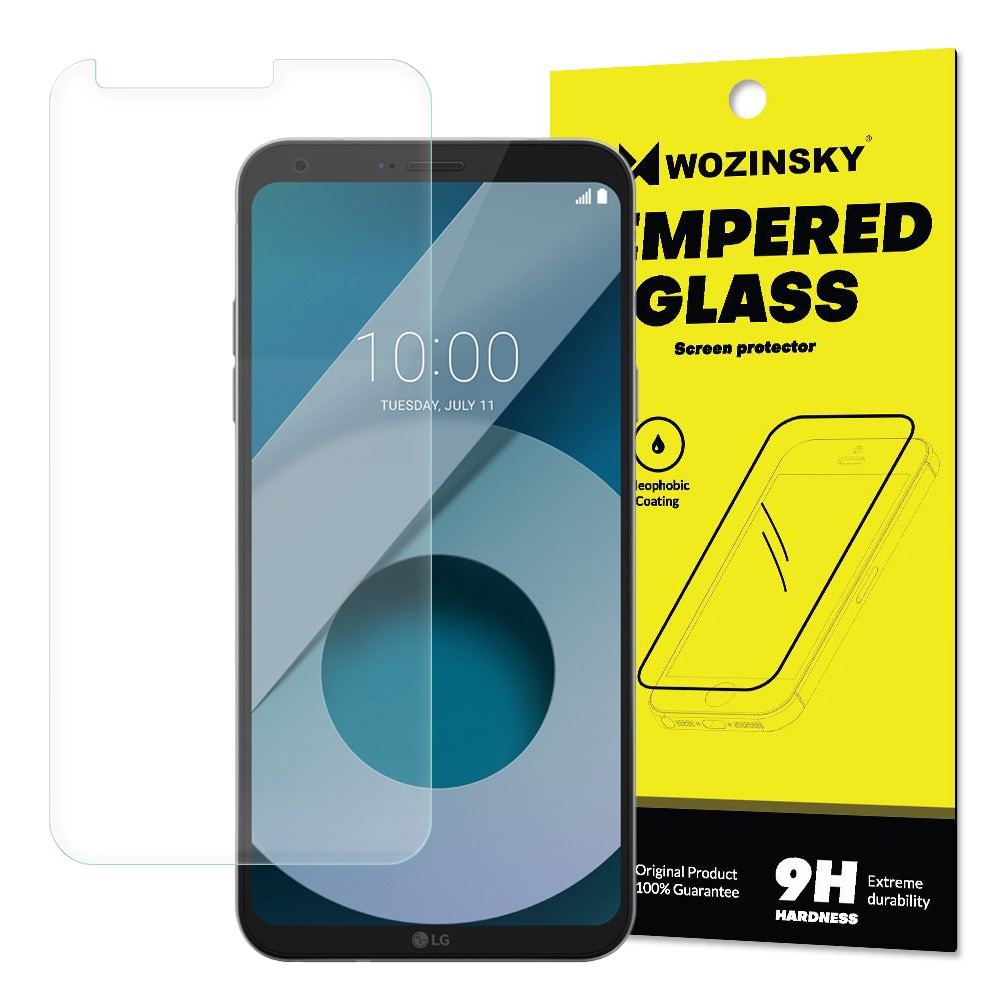 Wozinsky Tempered Glass - Αντιχαρακτικό Γυαλί Οθόνης LG Q6 (15093)