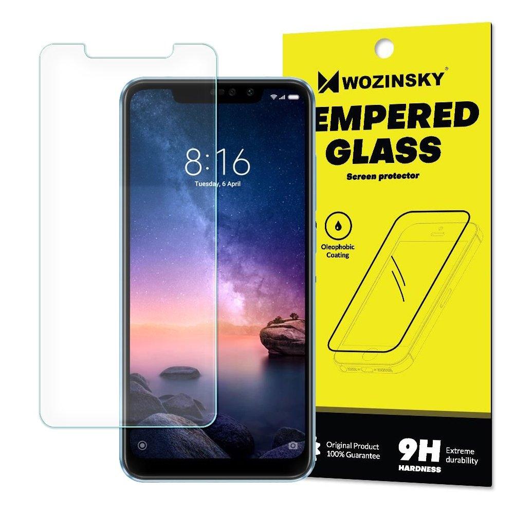 Wozinsky Tempered Glass - Αντιχαρακτικό Γυαλί Οθόνης Xiaomi Redmi Note 6 Pro (14735)