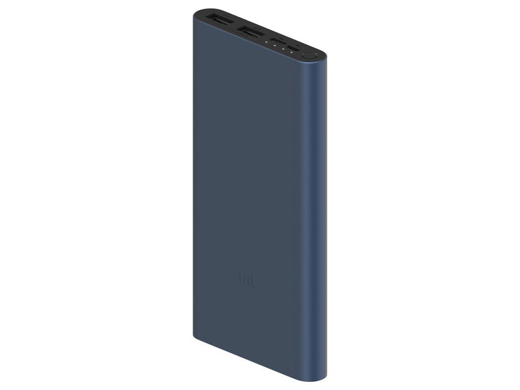 Xiaomi Mi Powerbank 3 Φορητή Μπαταρία Φόρτισης 18W - 10000mAh - Black (VXN4274GL) - 2 Έτη Εγγύηση