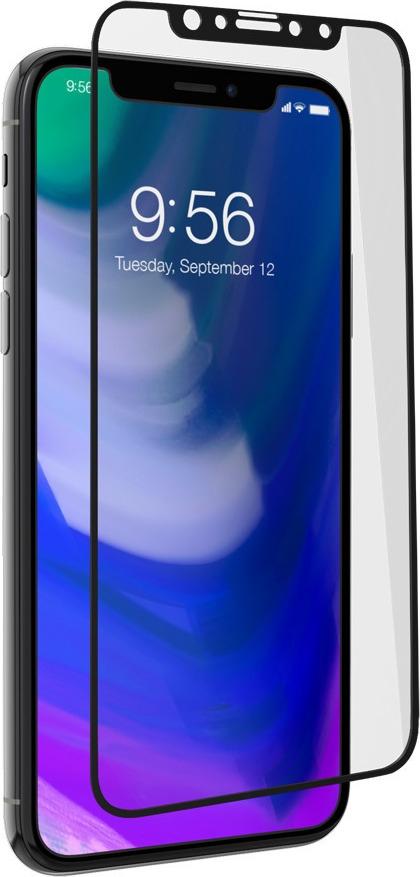 Zagg Invisible Shield Glass+ Contour iPhone X/XS - Black (200101021)