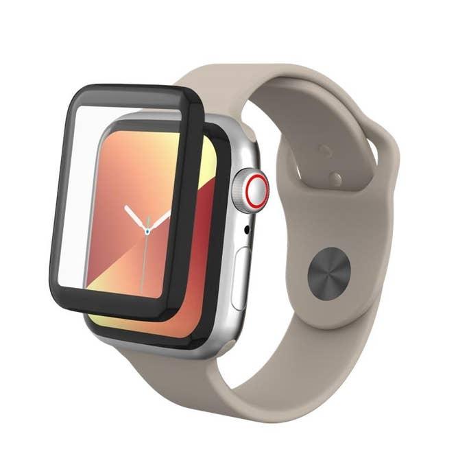 Zagg Invisible Shield Flexible Glass Fusion - Αντιχαρακτικό Γυαλί Οθόνης Apple Watch 5/4 (40mm) - (230919)