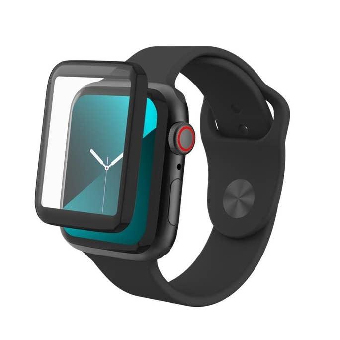 Zagg Invisible Shield Flexible Glass Fusion - Αντιχαρακτικό Γυαλί Οθόνης Apple Watch 5/4 (44mm) - (270919)